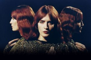 17. Florence and The Machine lograron 662 mil dólares Foto:Twitter
