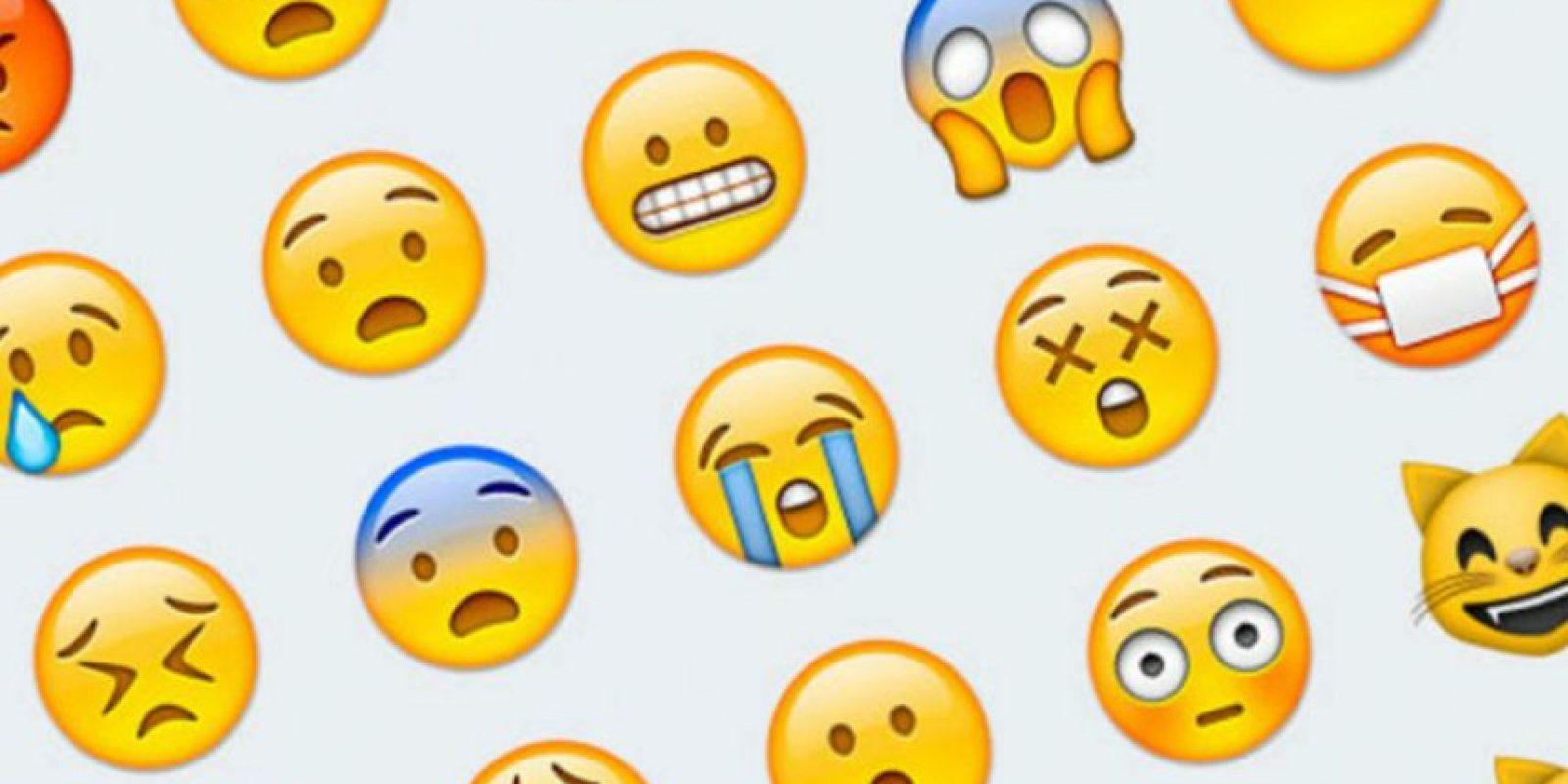 La película de los emojis se estrenará en 2017. Foto:vía Pinterest.com