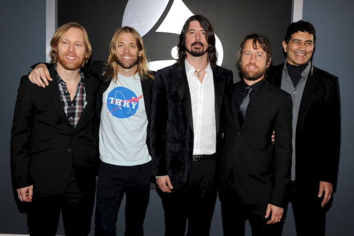 8. Foo Fighters Foto:Getty Images