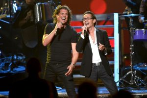 6. Marc Anthony y Carlos Vives Foto:Getty Images