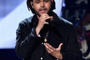 7. The Weeknd Foto:Getty Images