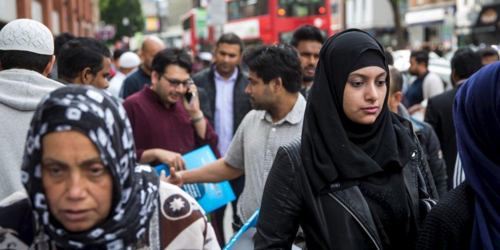 Tras los últimos ataques terroristas en Francia y Estados Unidos, a la comunidad musulmana se le ha tachado de terrorista. Foto:Getty Images
