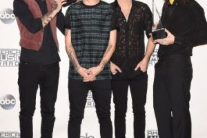 2. One Direction Foto:Getty Images