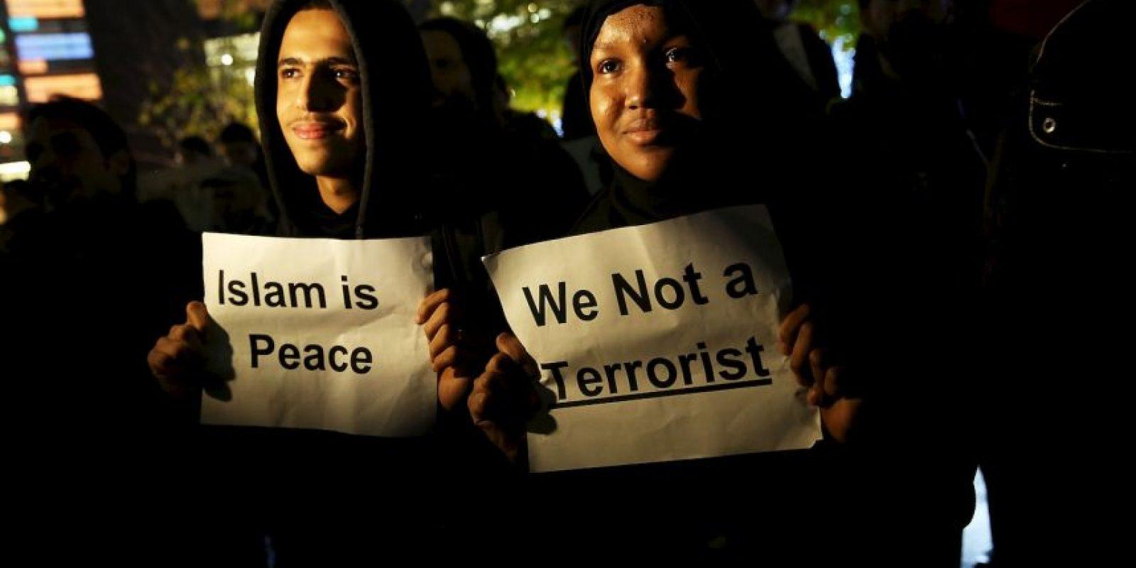 Muchas personas de esta comunidad aseguran que sus creencias en el Islam no tienen nada que ver con los extremistas. Foto:Getty Images