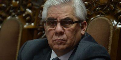 La Corte de Constitucionalidad suspende a magistrado Trujillo por caso #FifaGate