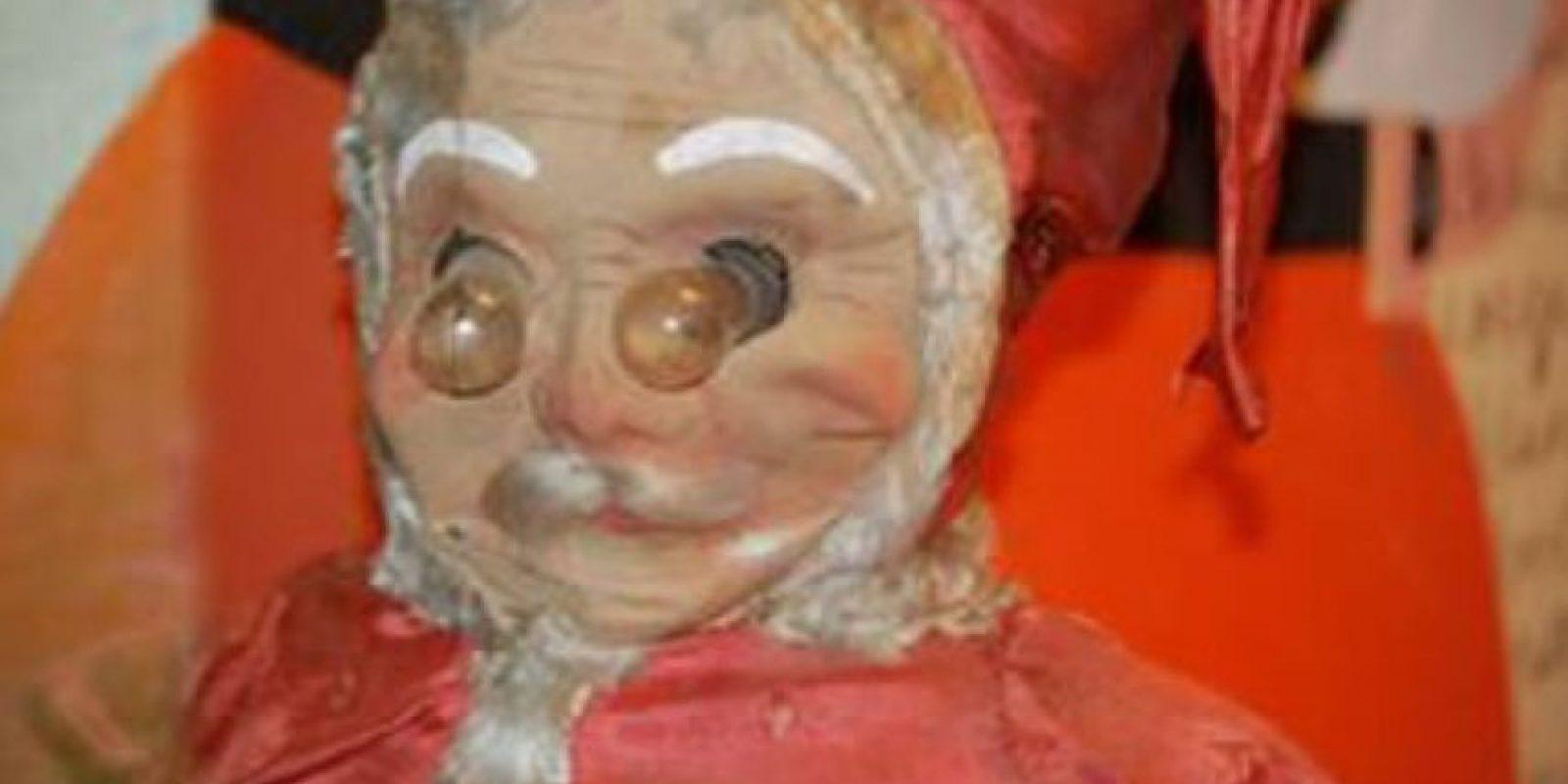 Santa ya no ve bien Foto:Oddee