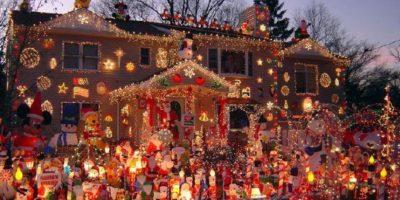 ¿Y por dónde entrará Santa? Foto:Imgur