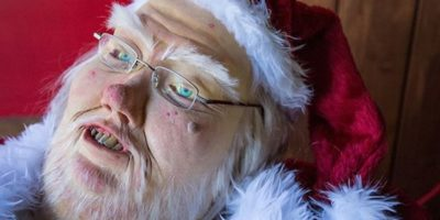 Santa se te aparecerá en tus sueños. Foto:Imgur