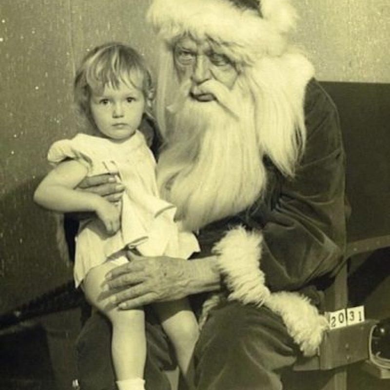 Este Papá Noe ya está muy acabado Foto:wkward Family Photos