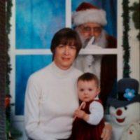 ¿Qué rayos hace Santa ahí? Foto:wkward Family Photos