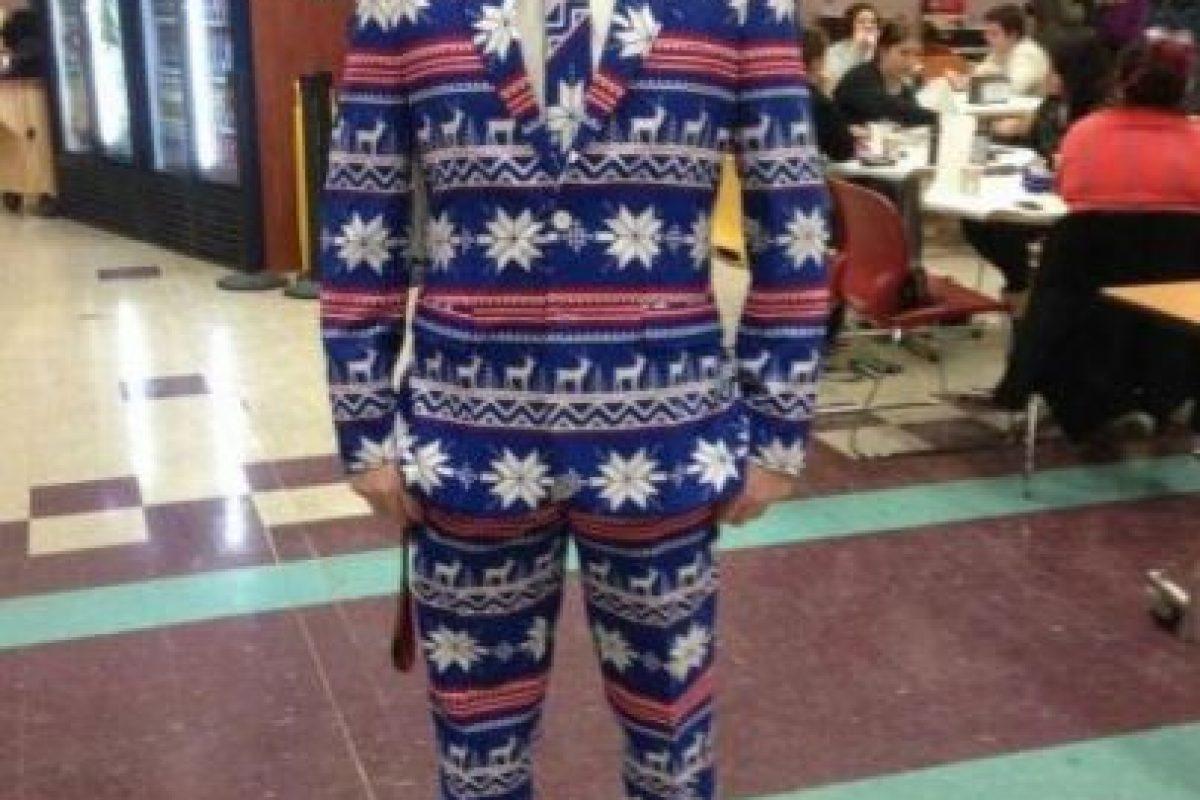 ¡Mal, mal gusto! Foto:Tumblr.com/Tagged-Navidad-memes