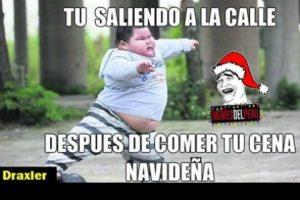 ¡Oh, no! Foto:Tumblr.com/Tagged-Christmas-memes