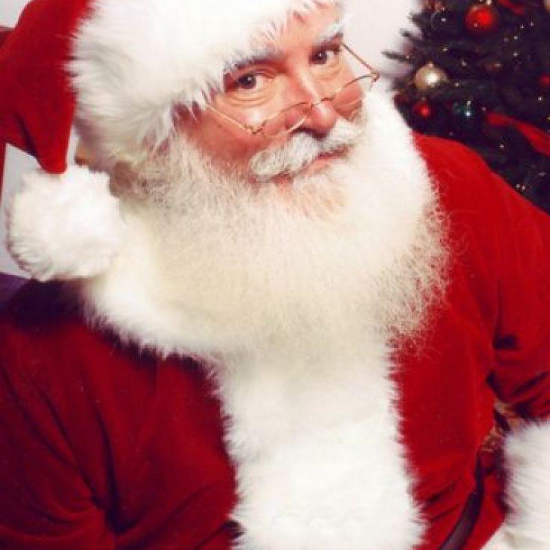 Para algunos, Santa Claus sí existe. Foto:vía Wikipedia