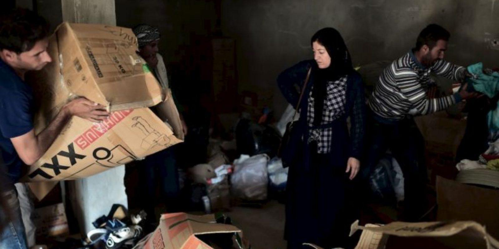 Su dinero viene del tráfico de personas, extorsiones y venta de drogas. Foto:AFP