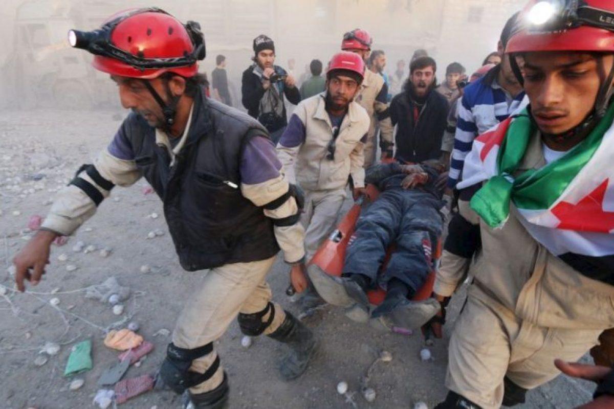 Este grupo se financía con donativos de organizaciones islamistas. Foto:AFP