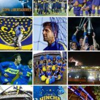 Boca Juniors Foto:Vñia twitter.com/PlanetaBoca