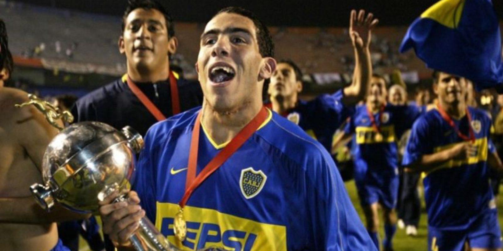 """Siempre favorito, el combinado """"xeneize"""" busca su séptima estrella y alcanzar a Independiente como los máximos ganadores del torneo Foto:Vñia twitter.com/PlanetaBoca"""