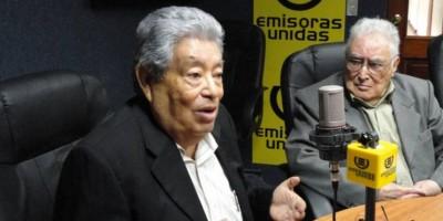 Fallece expresidente del TSE, Oscar Bolaños Parada