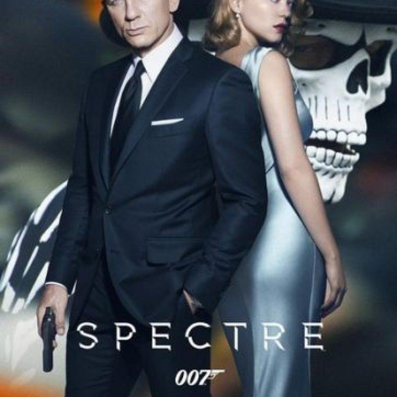"""5. """"Spectre"""", con 16 errores Foto:IMDb"""