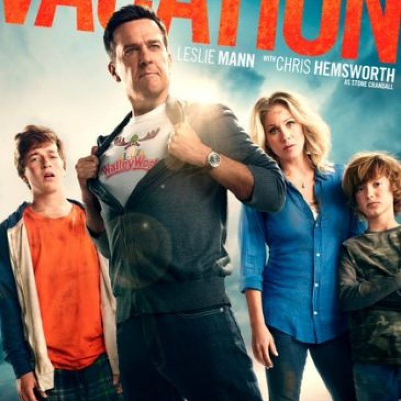"11. ""Vacation"", con siete errores Foto: IMDb"