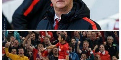 Internet se burla de Van Gaal y la nueva derrota del Manchester United