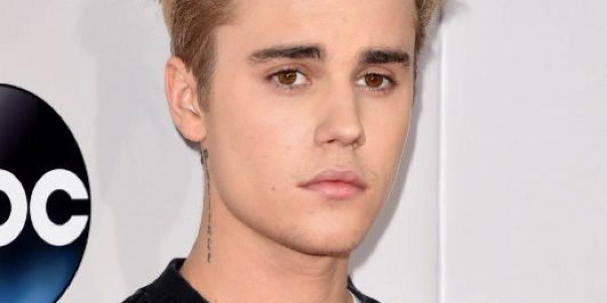 ¡No ha cambiado! Justin Bieber compartió una foto suya de niño y así lucía