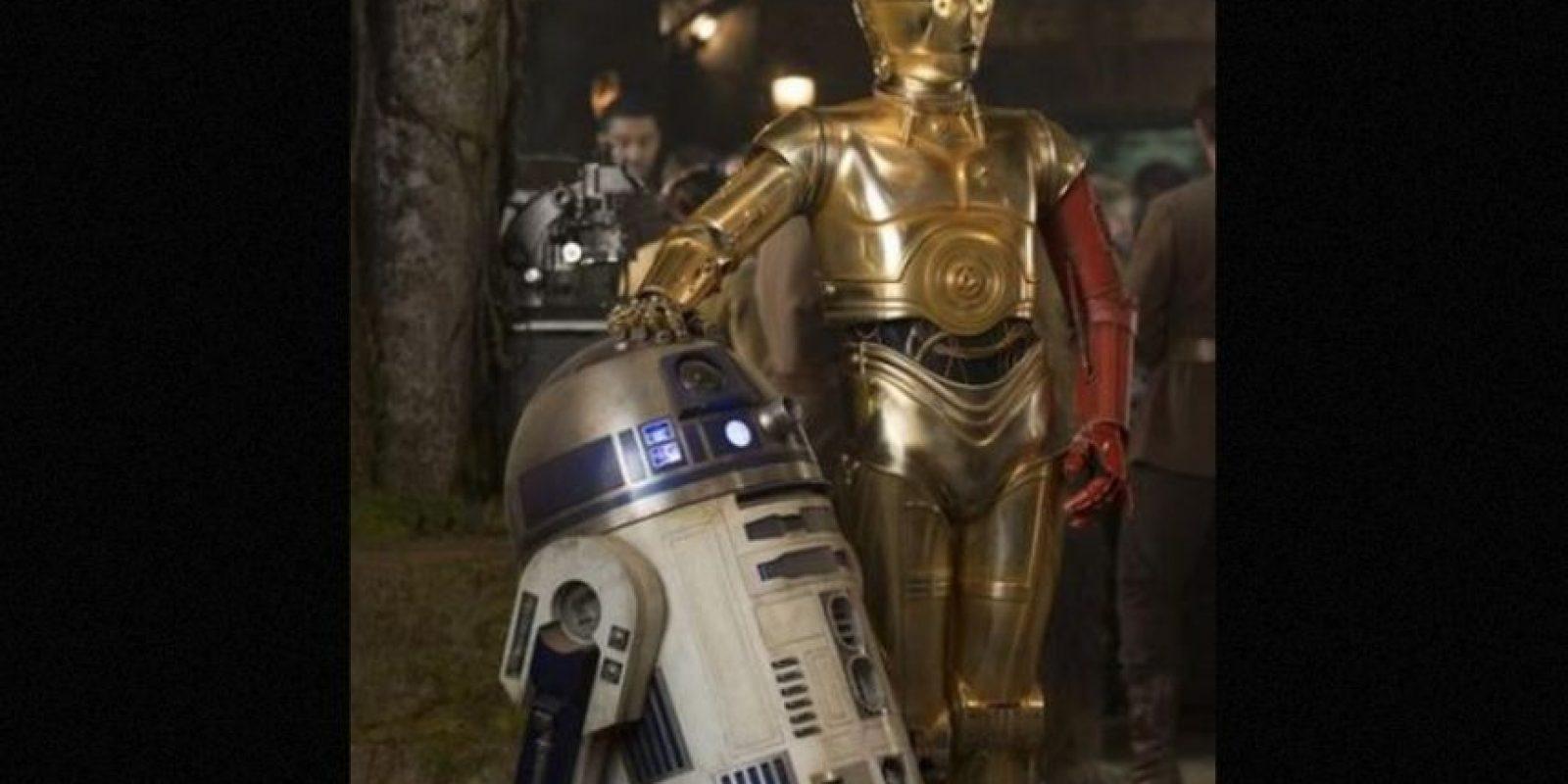 """""""El Despertar de la Fuerza"""" está protagonizada por los personajes más queridos del público, como son """"Han Solo""""… Foto:""""Lucas Films"""""""