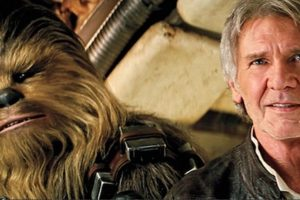 """""""Star Wars: El despertar de la fuerza"""" se sitúa 30 años después de lo que ocurrió en """"El retorno del Jedi"""". Foto:""""Lucas Films"""""""