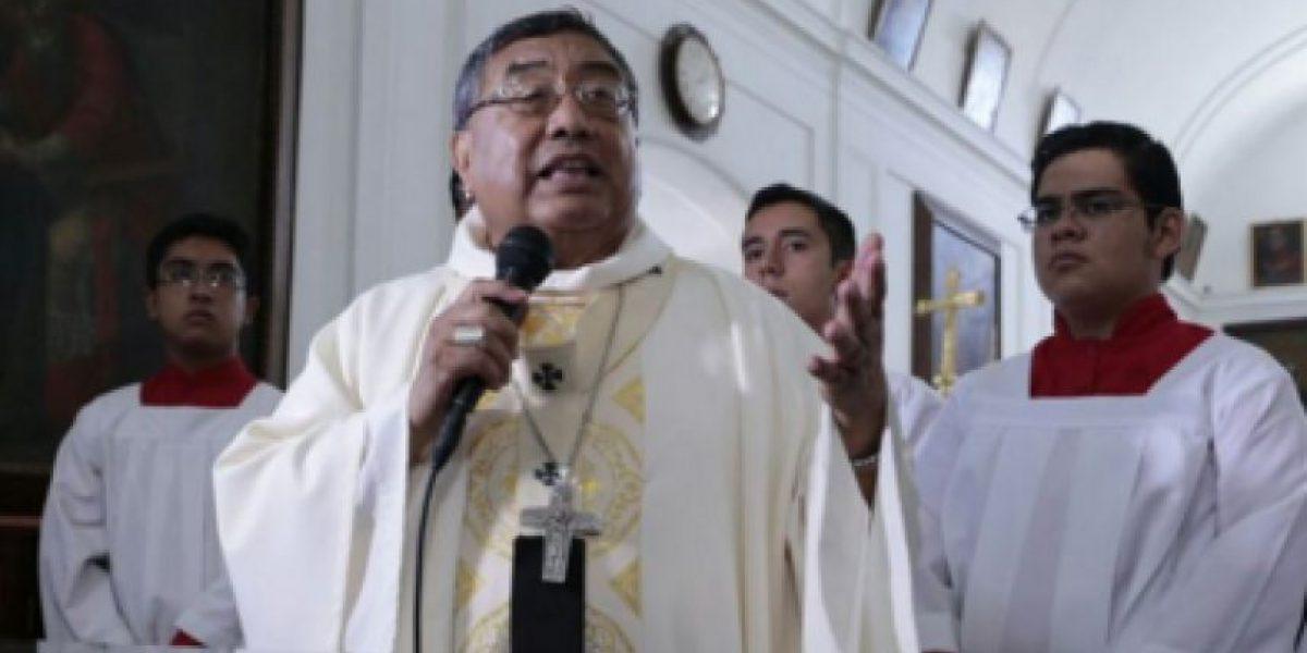 """Arzobispo metropolitano llama a formar """"buenas"""" familias"""