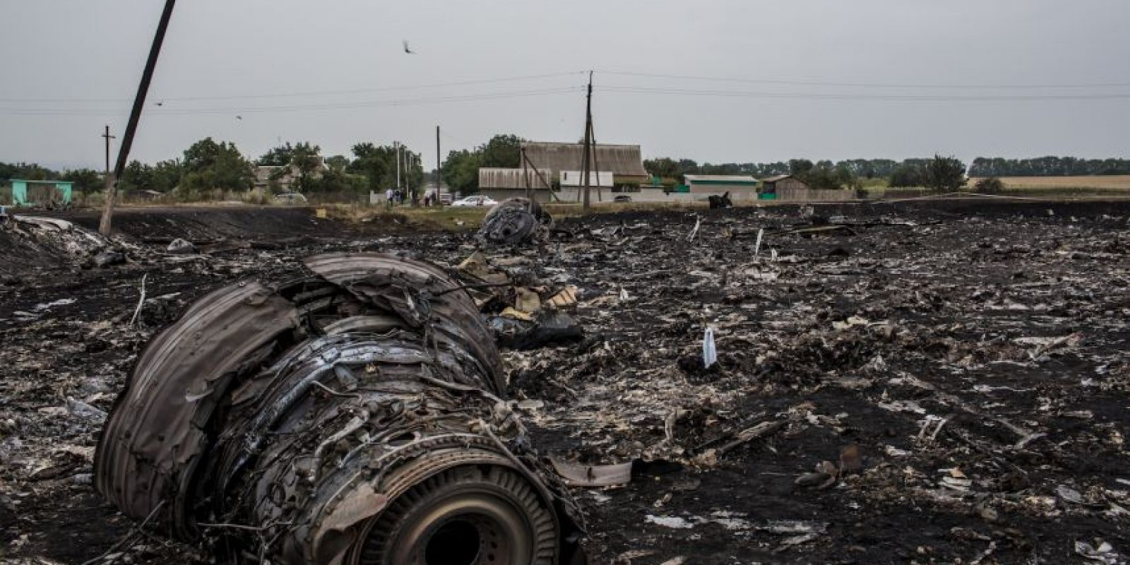 2. MH17 Foto:Getty Images