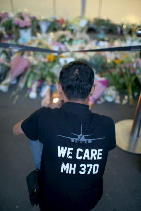 Llevaba 227 pasajeros y una tripulación de 12 personas Foto:Getty Images
