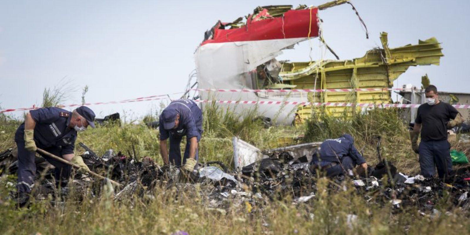 No hubo sobrevivientes Foto:Getty Images
