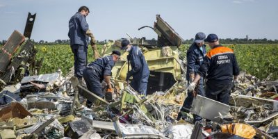 Tenía 283 pasajeros y 15 integrantes de la tripulación Foto:Getty Images