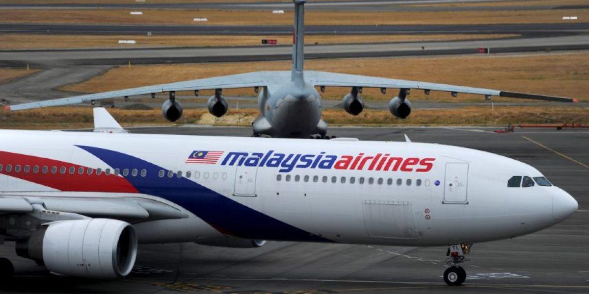 Nueva polémica de Malaysia Airlines: Avión voló en otra dirección durante 8 minutos