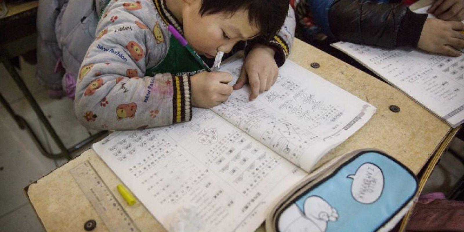 """Esta es una de las principales consecuencias de la """"política del hijo único"""" de acuerdo a activistas defensores de derechos humanos. Foto:Getty Images"""