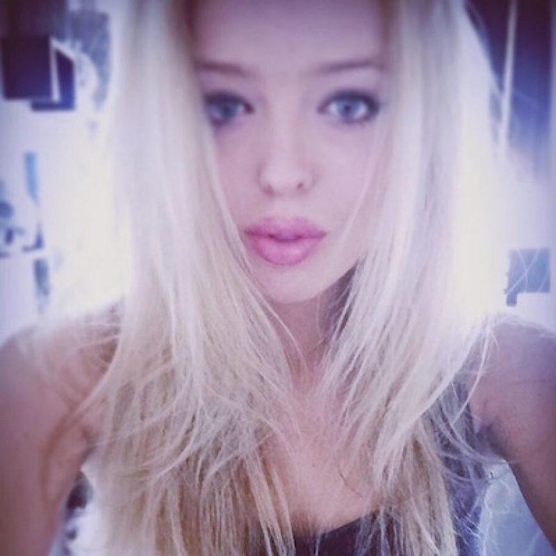 En 2011 se lanzó como cantante Foto:Instagram.com/TiffanyTrump