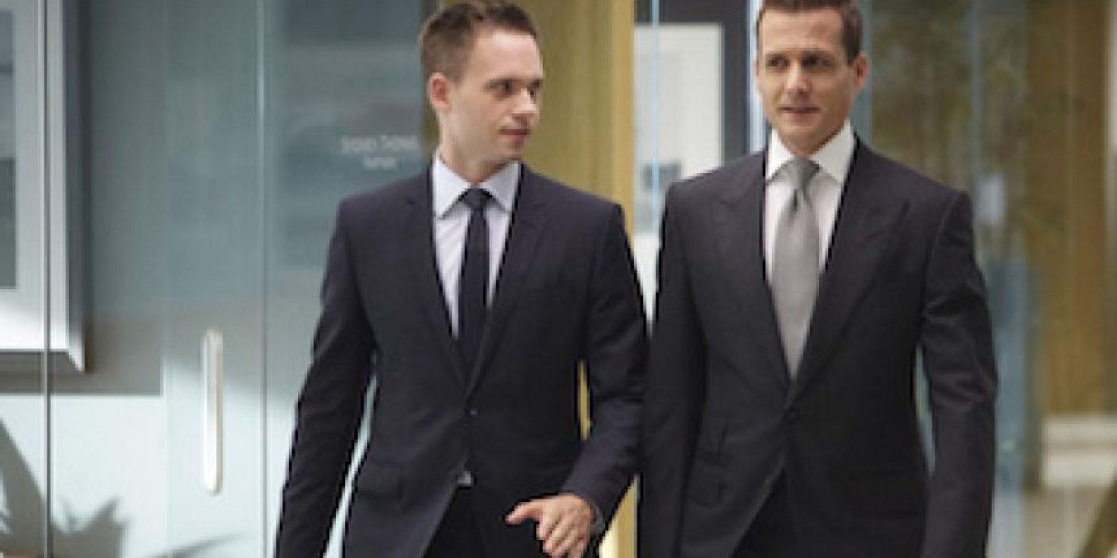 """10. """"Suits"""" con 2.6 millones de descargas Foto:IMDb"""