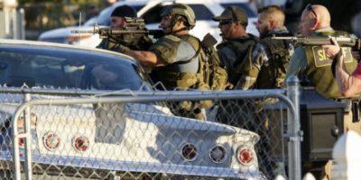 27 de febrero- Un total de ocho personas murieron en esta balacera ocurrida en Tyrone, Misuri. El agresor se quitó la vida tras los hechos. Este fue encontrado muerto en un vehículo. Los ataques ocurrieron en varios áreas del pueblo Tyrone. Foto:AFP