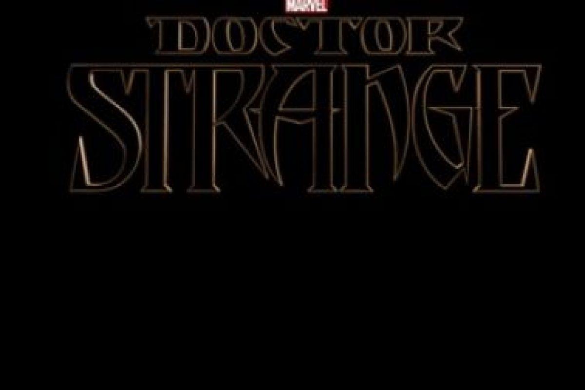 """""""Doctor Strange"""" es un personaje ficticio de los cómics de Marvel. Foto:Twitter"""