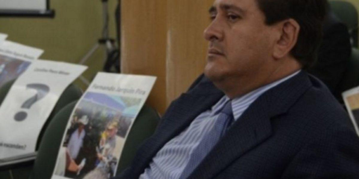 Después de dos meses de prófugo, Gustavo Alejos se entrega a la justicia