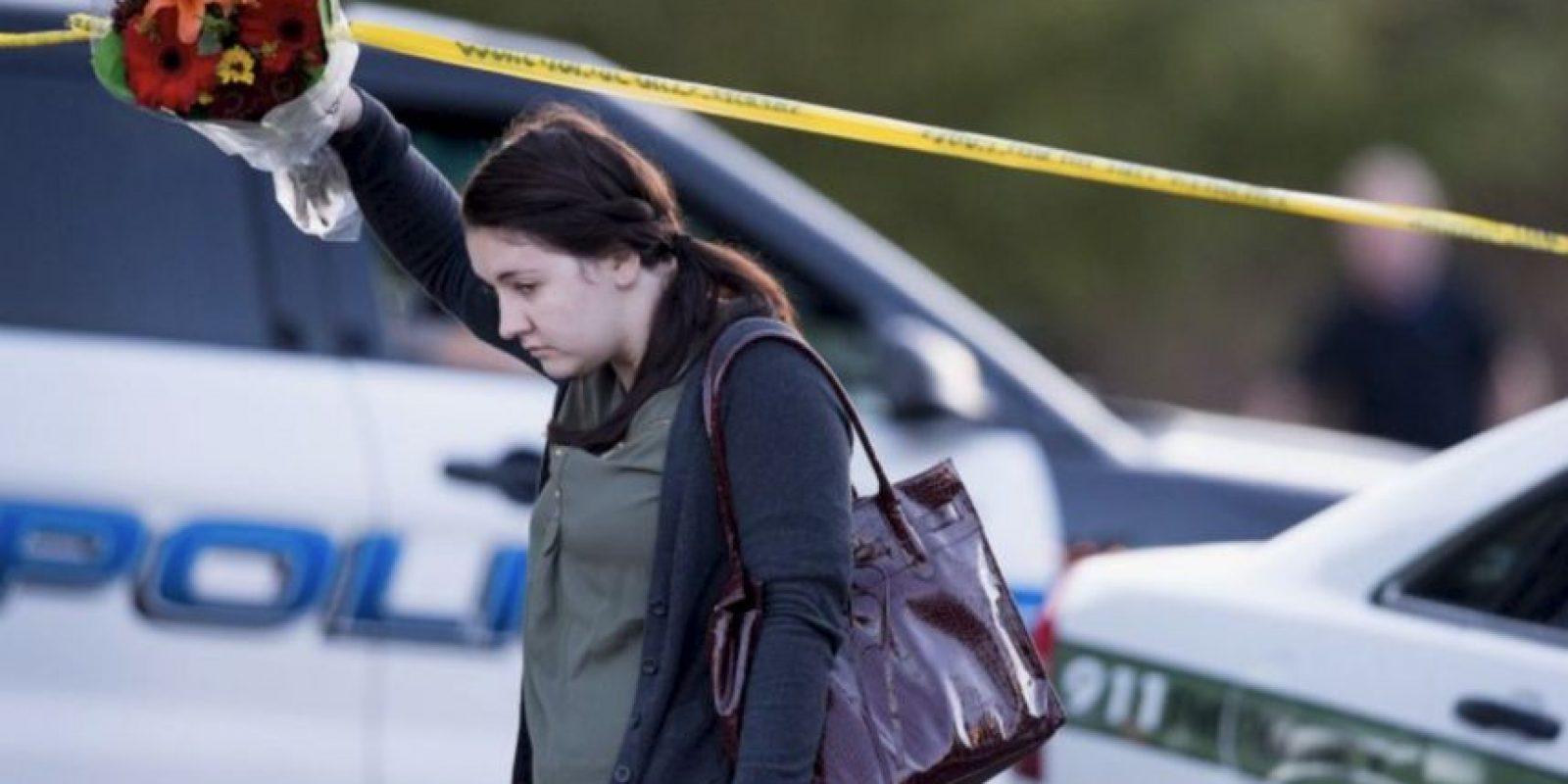 8 de agosto- Ocho personas, incluidos tres niños, fueron halladas sin vida en una casa en Houston, Texas. El tirador fue identificado como David Conley, de 48 años. Este atacó a la familia por una disputa con su exnovia, quien fue una de las víctimas fatales. Foto:AFP