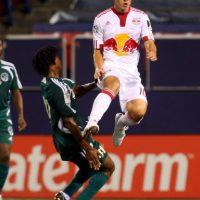 Fue defensa de la Selección Nacional de El Salvador y jugó con el Club Deportivo FAS y los New York Red Bulls, en la MLS Foto:Getty Images