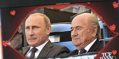 Incluso, Putin ha pedido nominarlo al Premio Nobel de la Paz Foto:Twitter.com-Archivo