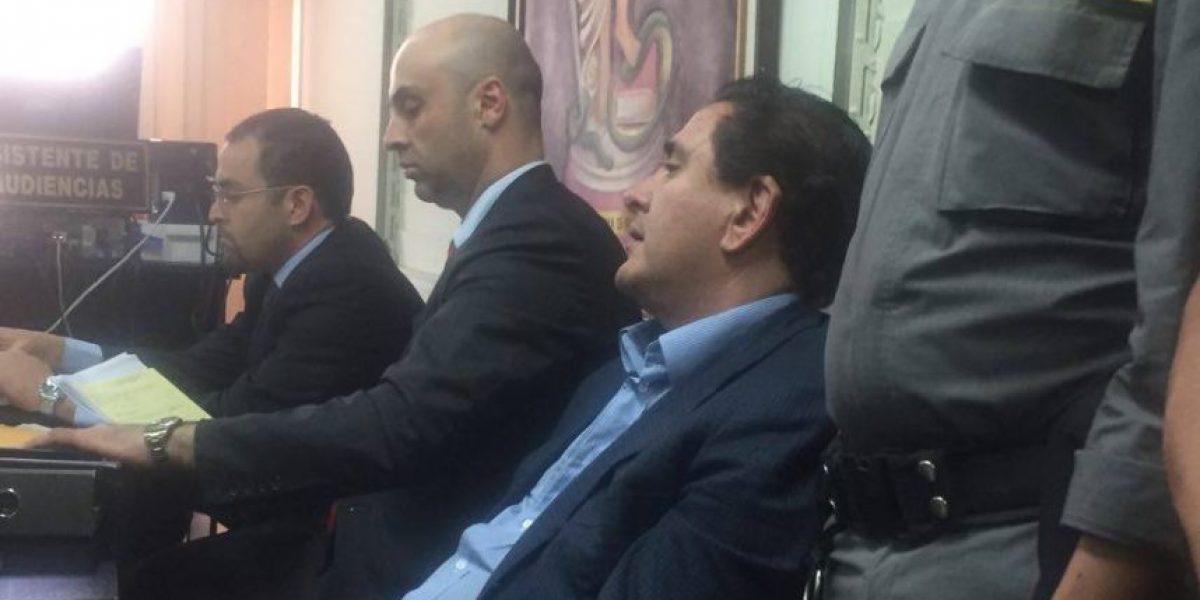 Gustavo Alejos queda ligado a proceso por el caso #NegociadoresDeSalud
