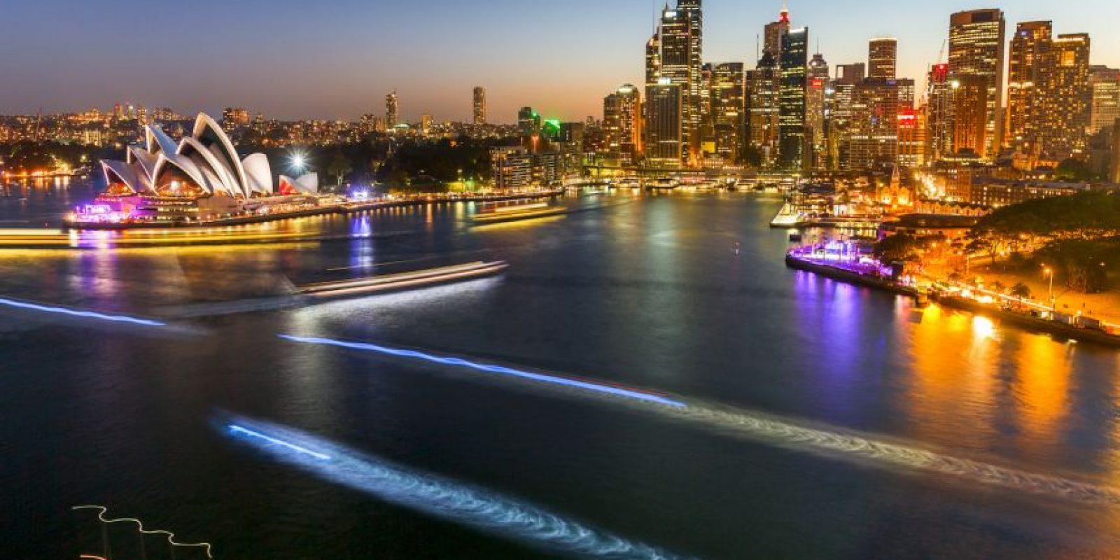 4. Sidney, Australia. Foto:Vía flickr