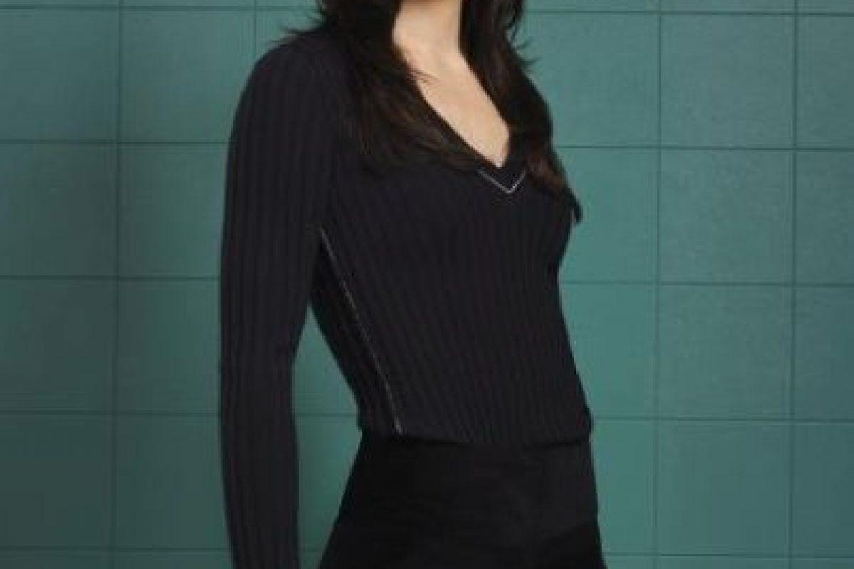 """La actriz interpretó a la """"Dra. Allison Cameron"""" Foto:IMDB"""