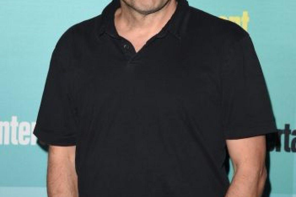 El actor ahora tiene 50 años Foto:Getty Images