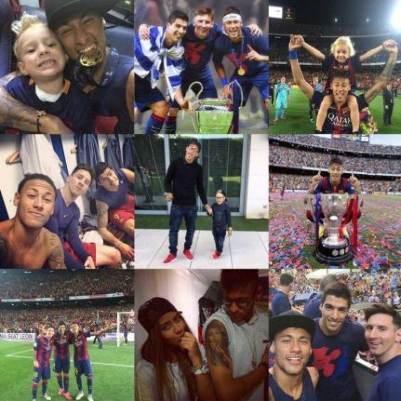 Neymar Jr. Foto:vía 2015bestnine.com