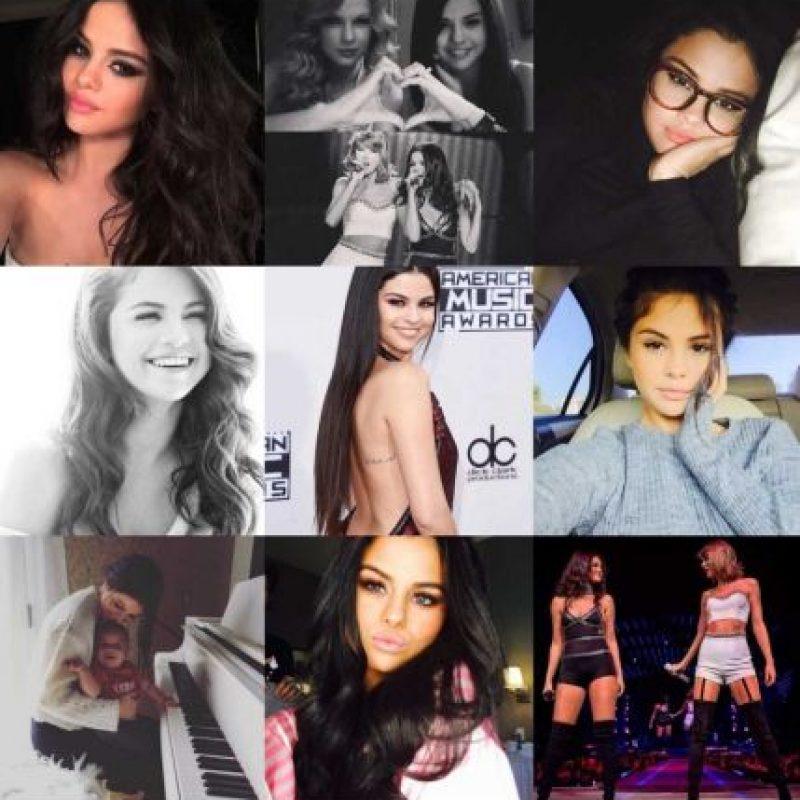 Selena Gómez. Foto:vía 2015bestnine.com