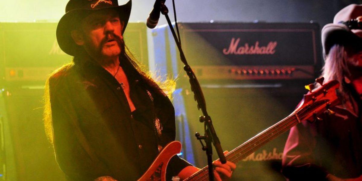 Fallece Lemmy Kilmister, líder de